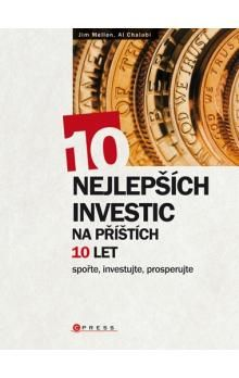 Jim Mellon, Al Chalabi: 10 nejlepších investic na příštích 10 let cena od 203 Kč