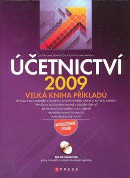 Jiří Strouhal: Účetnictví 2009 cena od 444 Kč