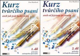 Eva Musilová: Balíček 2 ks Kurz tvůrčího psaní cena od 339 Kč