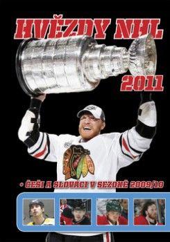Hvězdy NHL 2011+Češi a Slováci v sezóne 2009/10 cena od 300 Kč