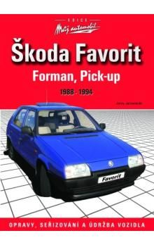 Jerzy Jalowiecki: Škoda Favorit, Forman, Pick-up cena od 176 Kč