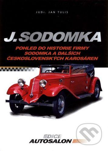 Jan Tulis: J. Sodomka cena od 283 Kč