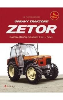 František Lupoměch: Opravy traktorů Zetor cena od 222 Kč