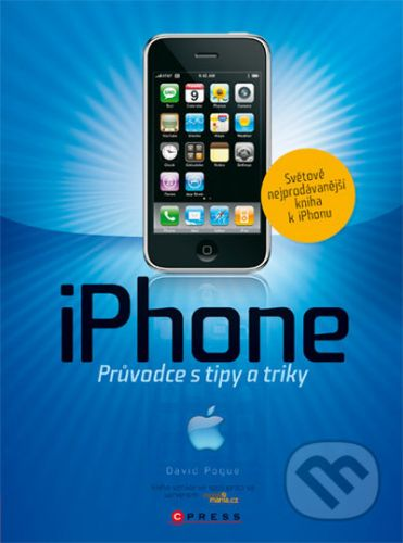 David Pogue: iPhone cena od 201 Kč