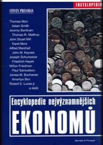 Steven Pressman: Encyklopedie nejvýznamnějších ekonomů cena od 79 Kč