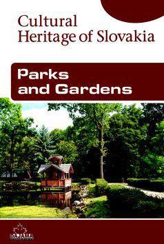 Natália Režná: Parks and Gardens cena od 236 Kč