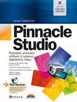 Simon Gabathuler: Pinnacle Studio cena od 310 Kč