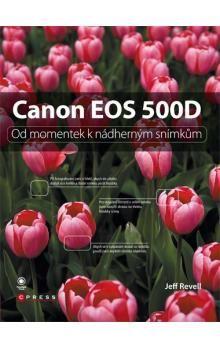 Jeff Revell: Canon EOS 500D cena od 388 Kč