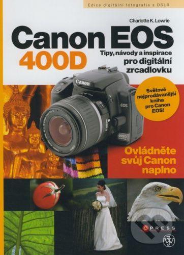 Charlotte K. Lowrie: Canon EOS 400D cena od 196 Kč