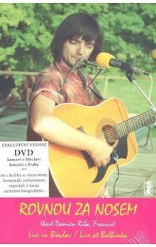 Pepa Nos: Rovnou za Nosem + DVD cena od 150 Kč
