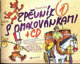 Zdeněk Král: Zpěvník s omalovánkami 1 + CD cena od 232 Kč