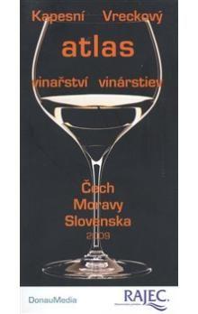 Kolektiv: Kapesní atlas vinařství Vreckový atlas vinárstiev cena od 231 Kč