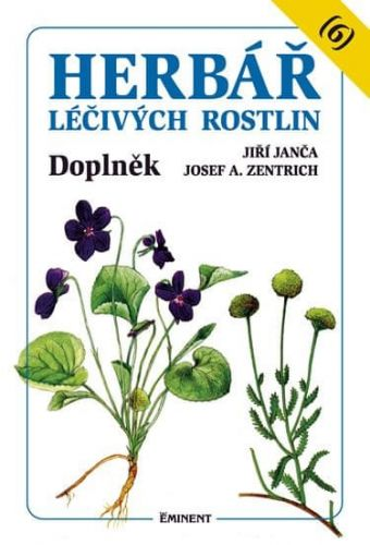 Josef A. Zentrich, Jiří Janča: Herbář léčivých rostlin 6 cena od 167 Kč