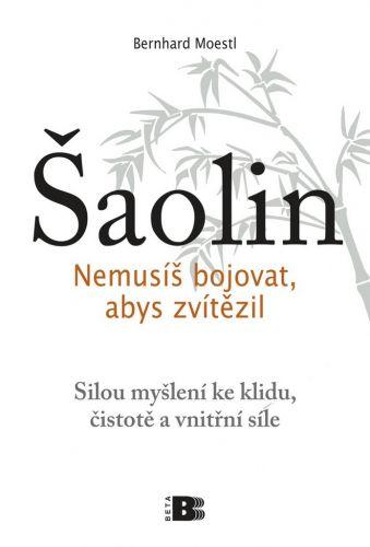 Bernhard Moestl: Šaolin cena od 174 Kč
