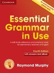Raymond Murphy: Essential Gram in Use 3E with answers cena od 591 Kč