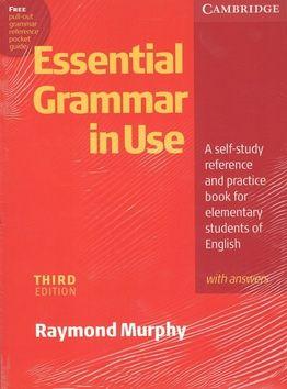 Raymond Murphy: New Essential Grammar in Use - elementary cena od 505 Kč
