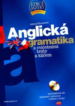 Alena Kuzmová: Anglická gramatika cena od 297 Kč