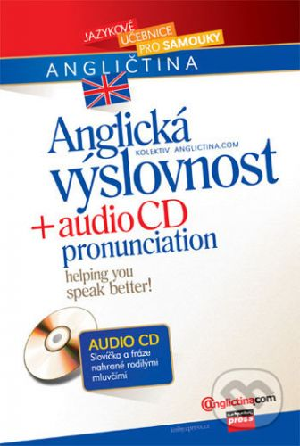 Margaret Supik: Anglická výslovnost + audio CD cena od 189 Kč