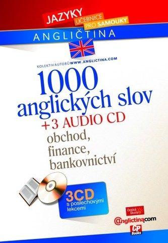 Anglictina.com: 1000 anglických slov cena od 208 Kč