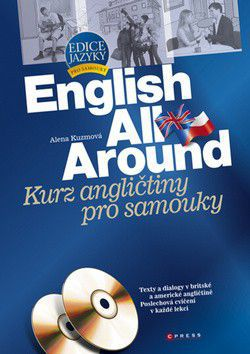 Alena Kuzmová: English all around cena od 384 Kč