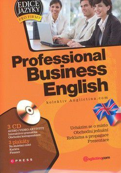Anglictina.com: Professional Business English cena od 200 Kč
