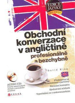 David King: Obchodní konverzace v angličtině cena od 199 Kč