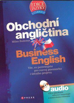 Milan Šudoma: Obchodní angličtina + CD cena od 376 Kč