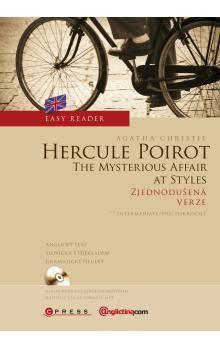 Agatha Christie: Hercule Poirot. The mysterious affair at Styles cena od 202 Kč