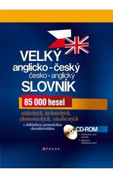 TZ-one: Velký anglicko-český a česko-anglický slovník cena od 475 Kč