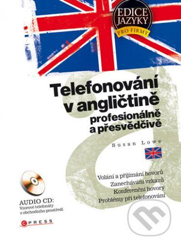 Susan Lowe: Telefonování v angličtině cena od 202 Kč