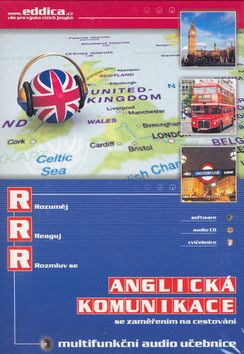 Anglická komunikace cena od 255 Kč