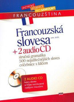 Jan Seidl: Francouzská slovesa + 2 AUDIO CD cena od 281 Kč