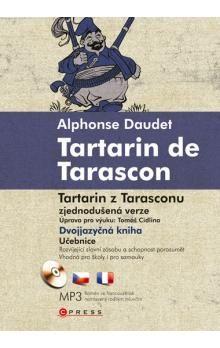 Alphonse Daudet: Tartarin z Tarasconu (zjednodušená verze) cena od 193 Kč
