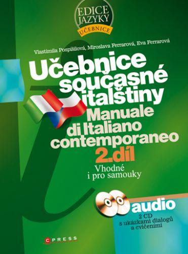 Učebnice současné italštiny, 2 cena od 377 Kč