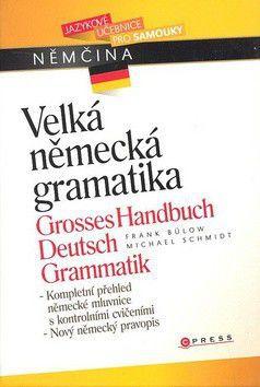Velká kniha německé gramatiky cena od 0 Kč