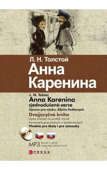 Lev Nikolajevič Tolstoj: Anna Karenina cena od 209 Kč