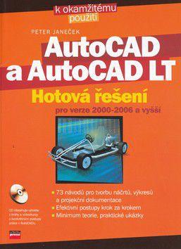 Peter Janeček: AutoCAD a AutoCAD LT cena od 259 Kč