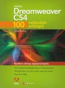 David Karlins: Adobe Dreamweaver CS4 cena od 127 Kč