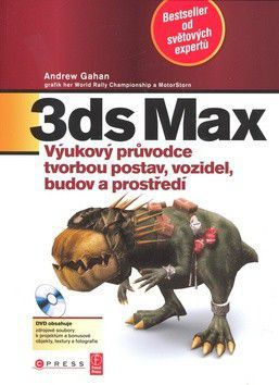 Andrew Gahan: 3ds Max cena od 388 Kč