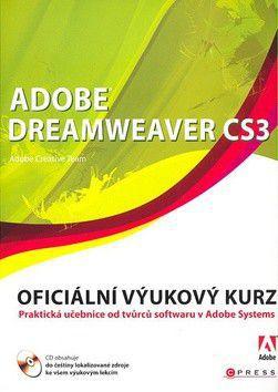 Adobe Creative Team: Adobe Dreamweaver CS3 cena od 337 Kč