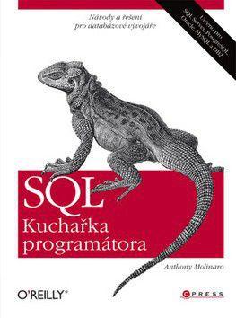 Anthony Molinaro: SQL cena od 0 Kč