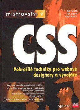 Jeff Croft: Mistrovství v CSS cena od 309 Kč