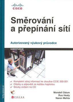 Směrování a přepínání sítí cena od 1429 Kč