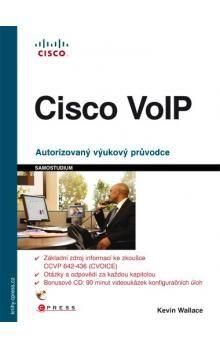 Kevin Wallace: Cisco VoIP cena od 702 Kč