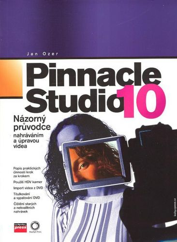 Jan Ozer: Pinnacle Studio 10 cena od 138 Kč