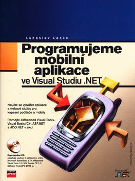 Ľuboslav Lacko: Programujeme mobilní aplikace cena od 382 Kč