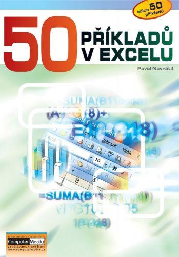 Pavel Navrátil: 50 příkladů v Excelu + CD cena od 293 Kč