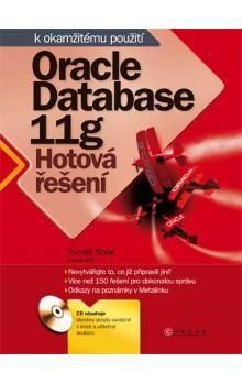Tomáš Solař: Oracle Database 11g cena od 436 Kč