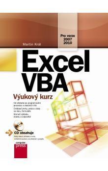 Martin Král: Excel VBA cena od 516 Kč