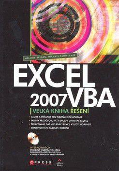 Michael Schimmer: Excel 2007 VBA cena od 965 Kč